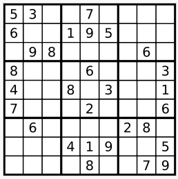 Can you improve your multiple choice test results with sudoku?